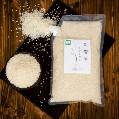 김제 지평선 신동진쌀 미쁨쌀 2kg 리필