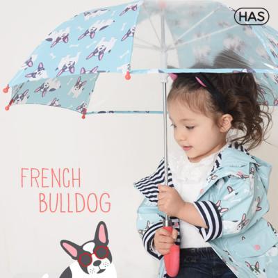 [헤즈] 아동 레인코트_프렌치불독(FRENCH BULLDOG)