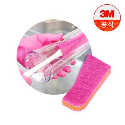 [3M]보틀 수세미용 리필(1입)_플라스틱용