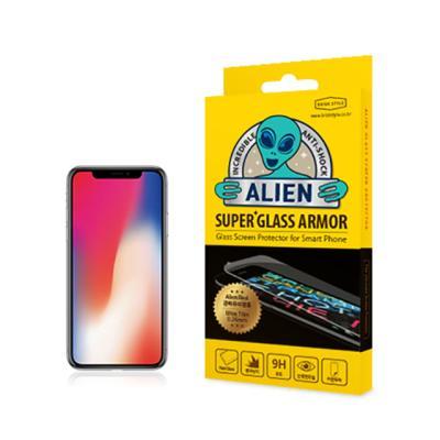 에어리언쉴드 강화유리 액정보호필름 아이폰 X
