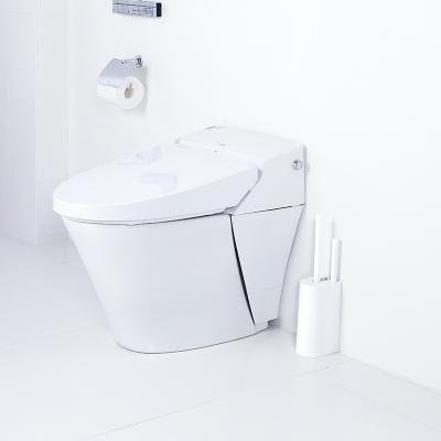 마나 2in1 SLIM 화장실 변기 브러쉬 W585W