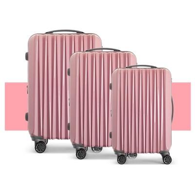20호 하드캐리어 여행가방 확장형 BP301 20 핑크