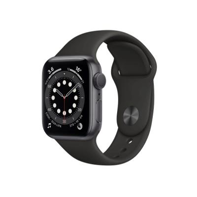[애플] 애플워치6, 44mm, 스페이스그레이알루미늄