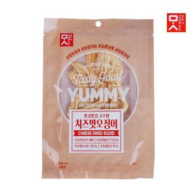 [MAT DREAM] 쫄깃한 감칠맛 치즈맛오징어 30gx3봉