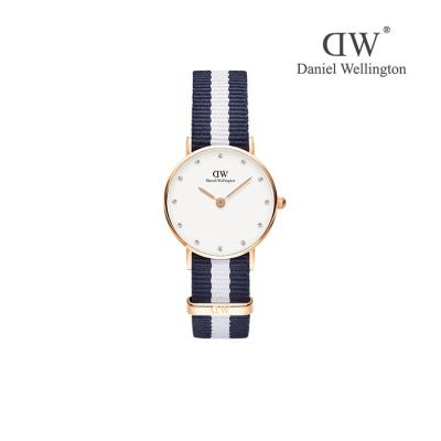 Classy Glasgow 여성시계(나토밴드)_DW00100066