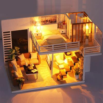 [adico]DIY 미니이처 하우스 - 엘레강스 하우스