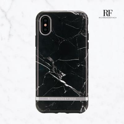 리치몬드&핀치 아이폰X/Xs케이스 프리덤 블랙마블