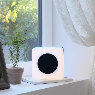 [무니] 큐브200 led 무드등 블루투스 스피커 / mooni