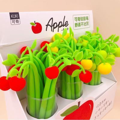 과일 사과 펜 볼펜 갓샵 핵인싸템 귀여운 디자인볼펜