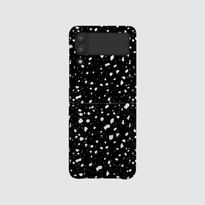 168cm(무광-Z플립3) 테라조 블랙