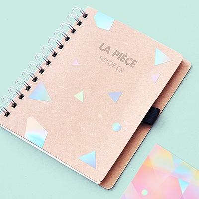 La Piece Sticker  라 피스 스티커