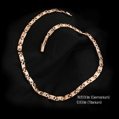 도나소피아 게르마늄목걸이 건강목걸이 티타늄 패션 DN-4336-1