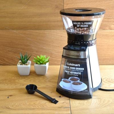 쿠진아트 분쇄 조절 커피 원두 그라인더 CBM-18NKR