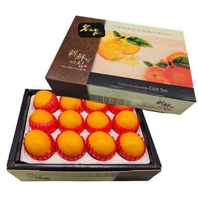 [Gift Sweet] 새콤달콤 오렌지 세트 2.9kg/12과