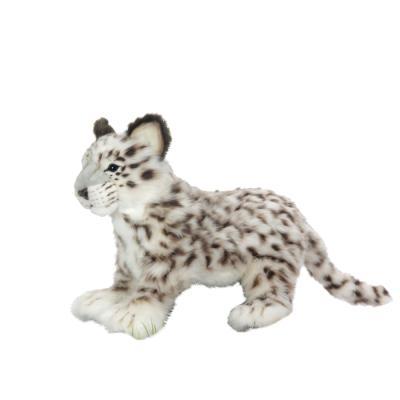 4986번 설표 Snow Leopard Cub/42*25cm