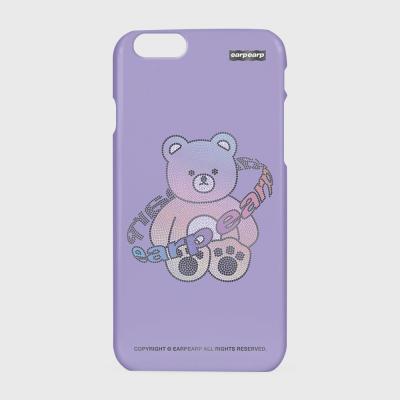 Twinkle gem bear-purple(하드/터프/슬라이드)