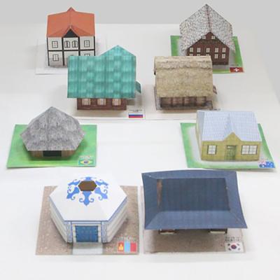 전통가옥만들기1