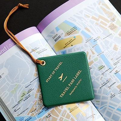 Travel Pass Label