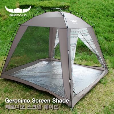 버팔로 제로니모 스크린 쉐이드 텐트 BATE0001BR000