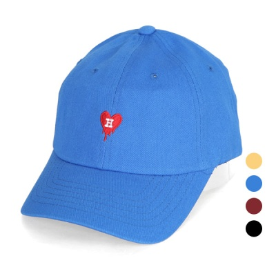 [디꾸보]하트 자수 볼캡 모자 AC570