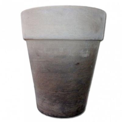 빈티지 그레이 51x60cm 특대형 독일 토분(회색화분)