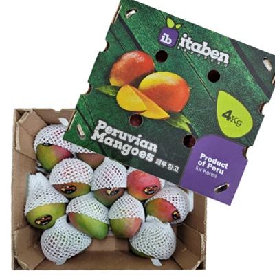 [과일의품격] Fresh 애플망고 4kg/11~14과