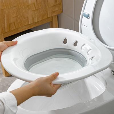좌욕기 접이식 변기 가정용좌욕기