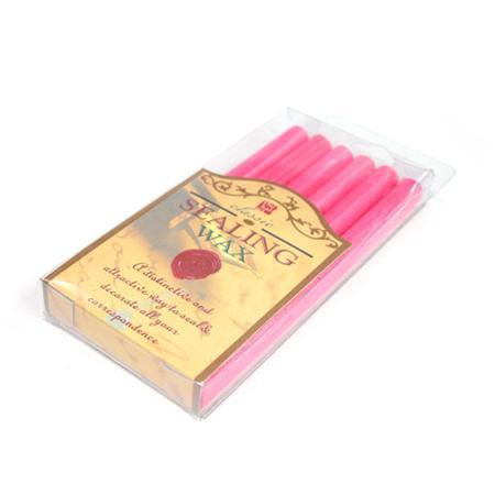 글루 왁스 - 핑크