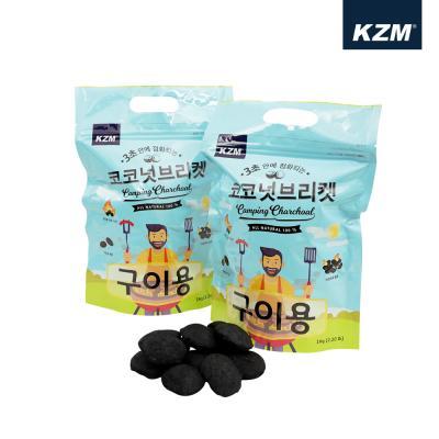 [카즈미] 코코넛 브리켓 1Kg K20T3G007