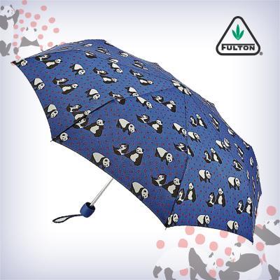 펄튼 단우산 우양산 미니라이트-2 핀 스팟 판다