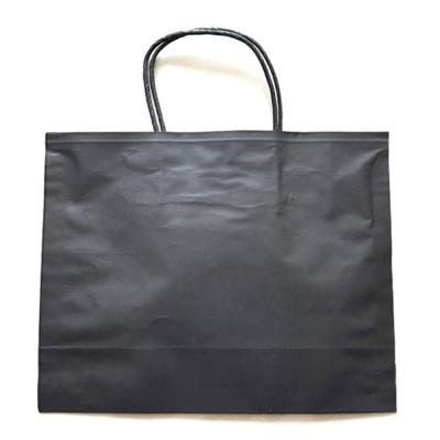 평판종이쇼핑백 블랙(29x22.5)