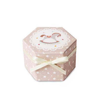 흔들목마 육각 상자 미니 (2개)