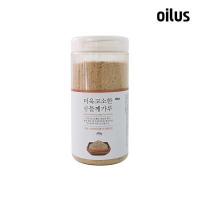 [오일러스] 국산 더욱 고소한 콩들깨가루 360g