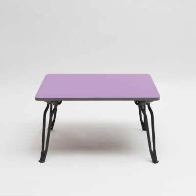 라미나 포터블테이블 |컬러 에디션 PURPLE HEATHER