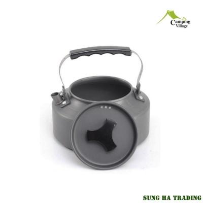 경질 주전자(대) 커피주전자 캠핑용품 코펠 코팰 캠핑