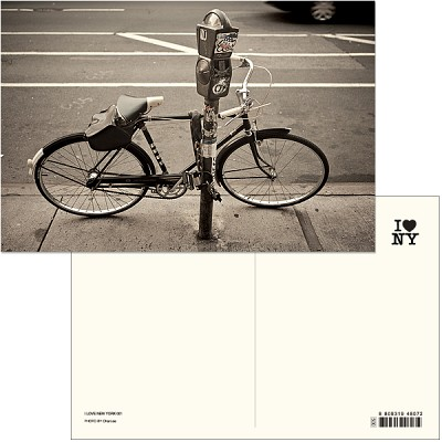 I LOVE NEW YORK (Post card ver.01) - New york 011