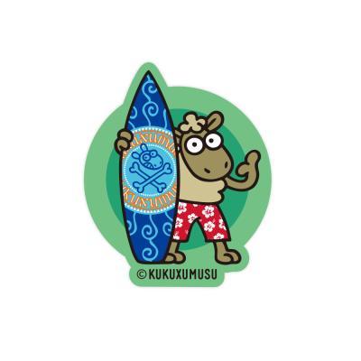 쿠쿠스무스 축제-서핑2 스티커