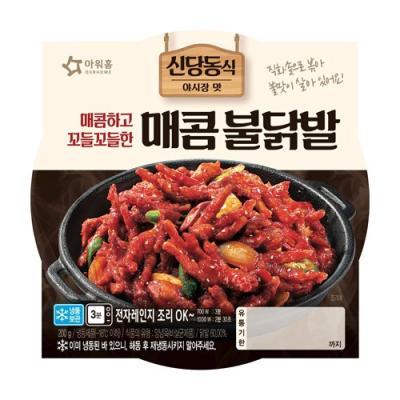 [아워홈] 매콤불닭발 (200g)