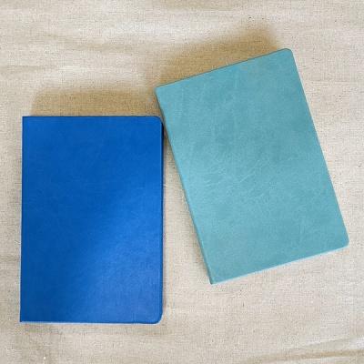 트랜디 심플 하드커버 비벨라 블루