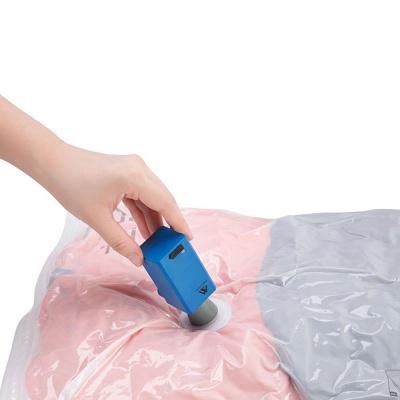 2in1 USB 휴대용 압축기 에어펌프 튜브바람넣는기계