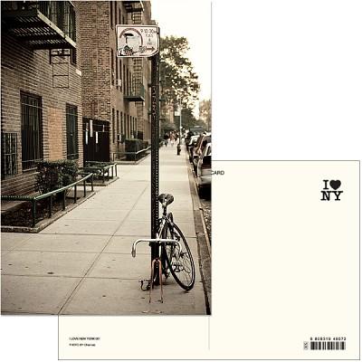I LOVE NEW YORK (Post card ver.01) - New york 027