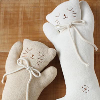 고양이 인형 베개 DIY