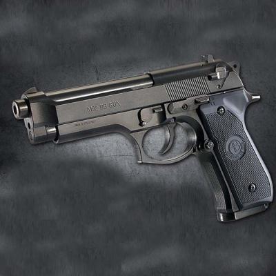 ACADEMY 장난감 M92F 베레타 BB탄 권총CH1531656