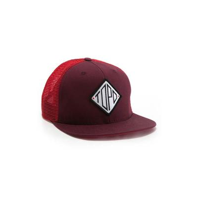 토포디자인 DIAMOND SNAPBACK HAT RED TBD