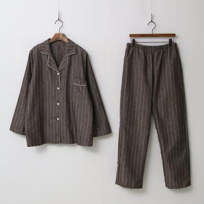 Gimo Line Pajama Set - 커플룩