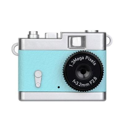레트로감성 디지털 토이 카메라 Pieni_블루