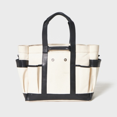 하와이_FIELD LIFE TOTEBAG_BLACK