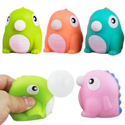 핫토이 공룡 말랑이 쫀득 피젯 토이 젤리 팝잇 장난감