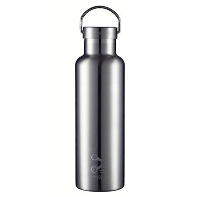 스테인레스 보온 보냉 물병 750ml (메탈캡/무광) BR750
