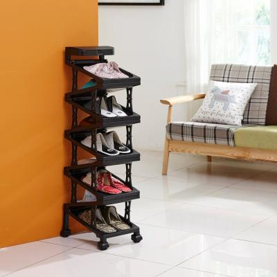 디자인룸즈/심플 지그재그 신발수납장 9족(솔통)